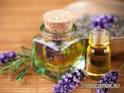Лавандовое масло