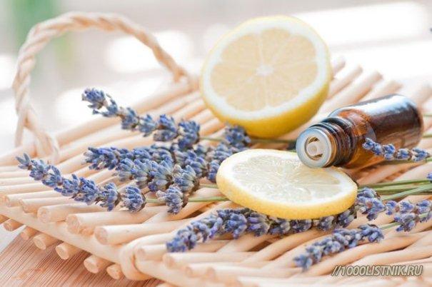 ароматерапия для детей