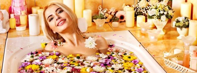 Травяные ванны похудения