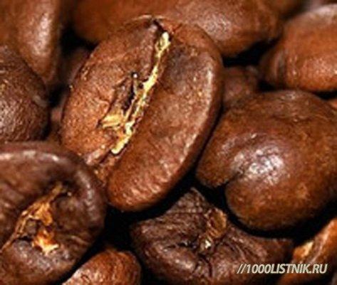 кофе для скраба