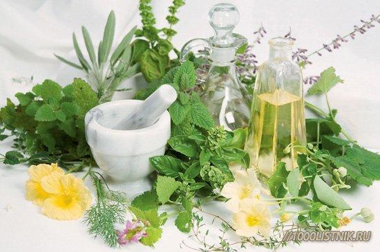 применение отваров трав в интимная гигиена-фг1