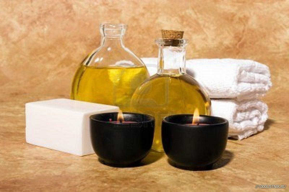 Массажное масло своими руками фото