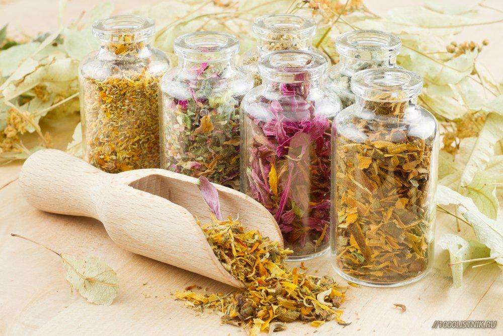 Травяные сборы для лечения сосудов