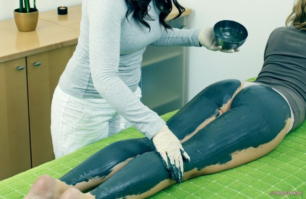 Голубая глина - эффективное средство при варикозном заболевании ног