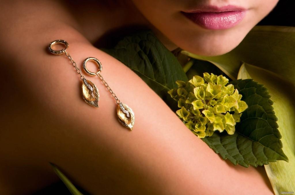 Золотые украшения обладают целебной силой