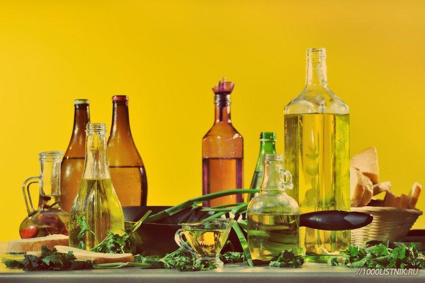 Кукурузное масло и здоровое питание