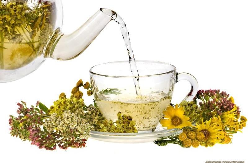 Травяные чаи для увеличения груди