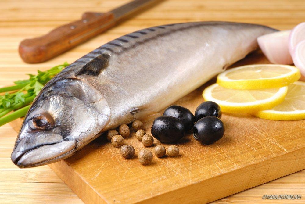 Один из способов лечения подагры - компресс из рыбы