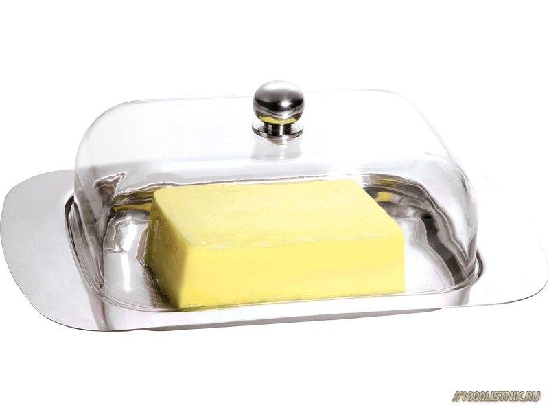 При лечении подагры можно использовать мазь на основе сливочного масла
