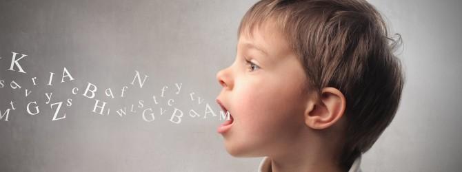 Мальчик говорит с заиканием