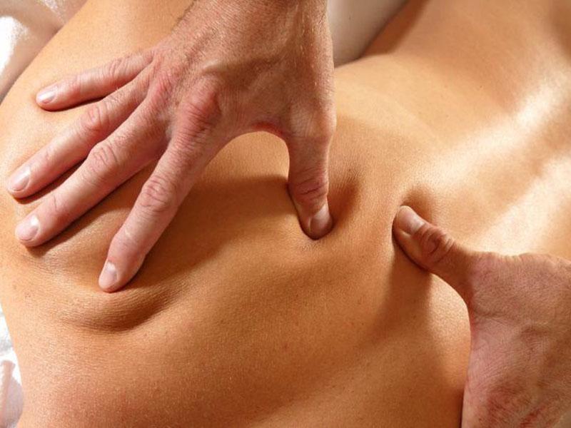 Немного о точечном массаже