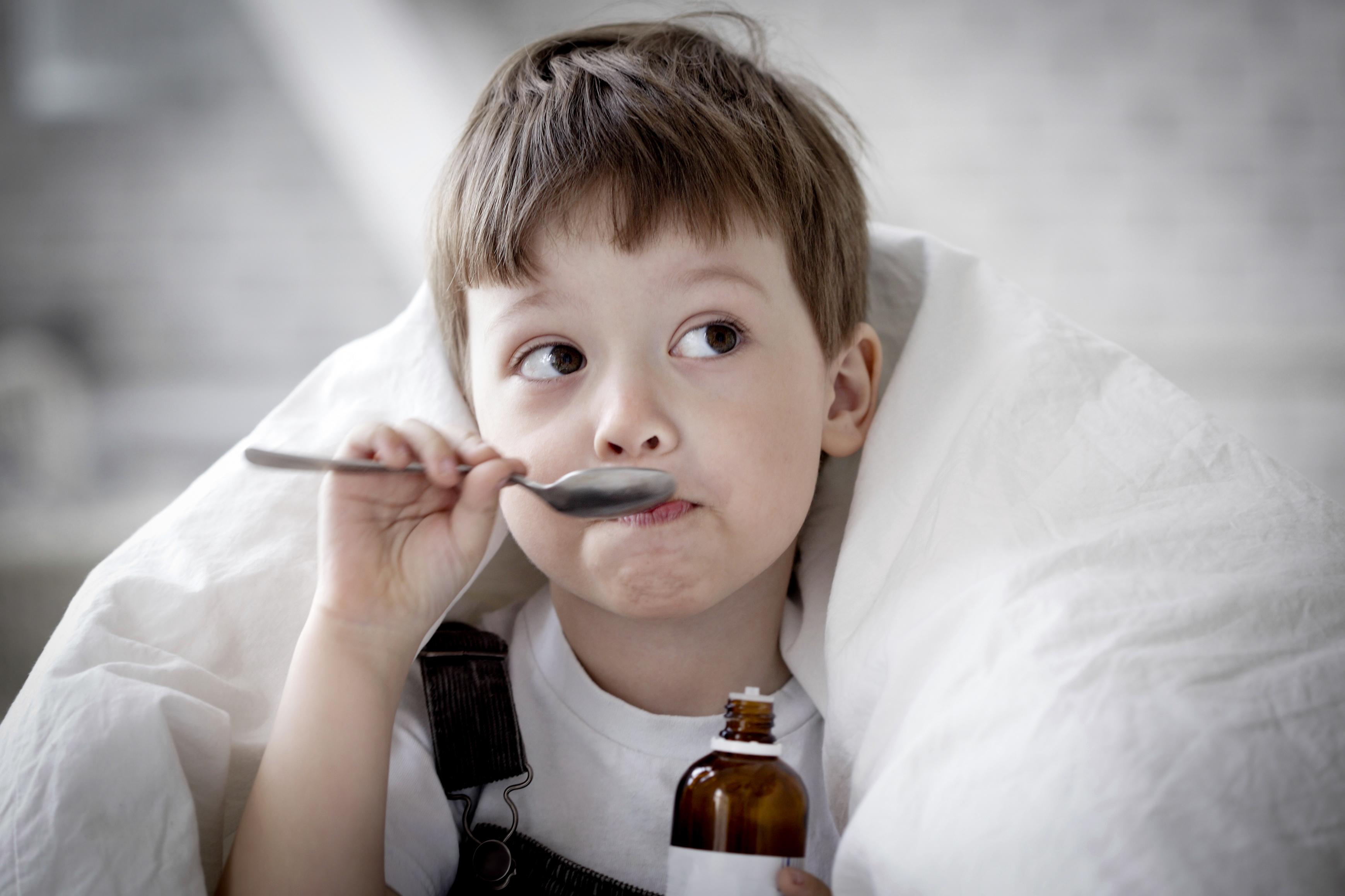 Как лечить кашель у детей