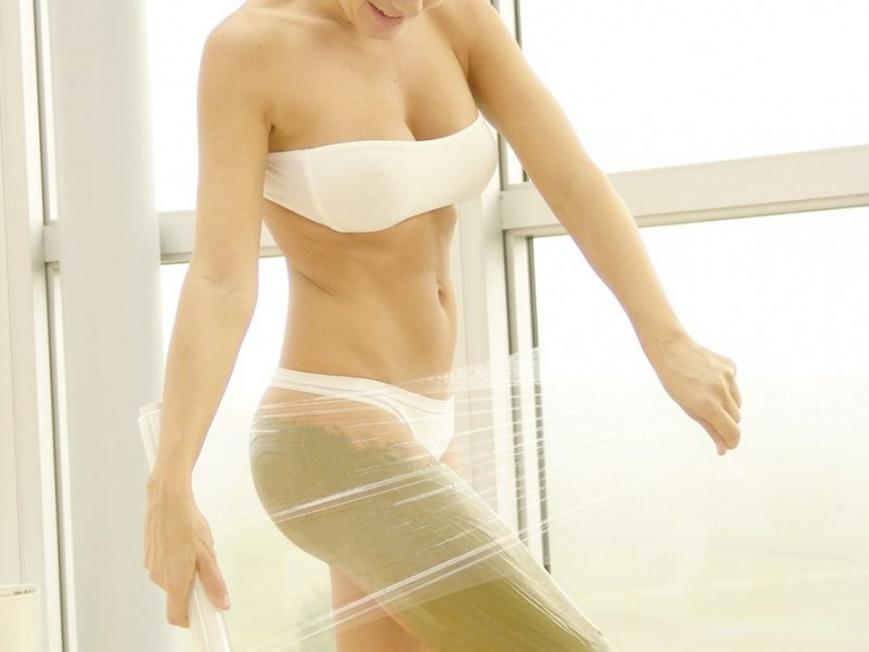 Антицеллюлитные обертывания в домашних условиях