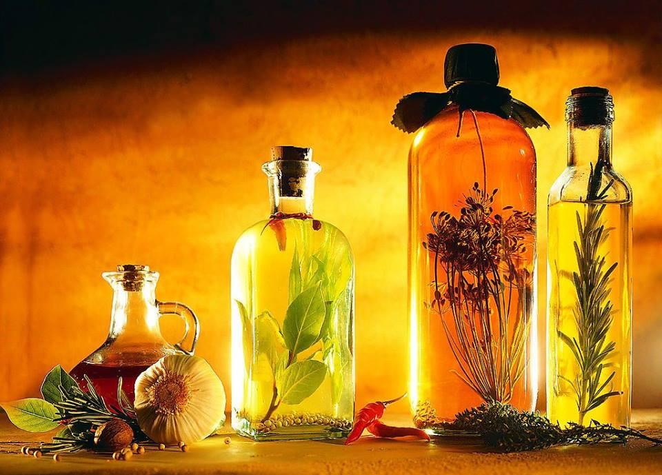 Лечимся растительными маслами