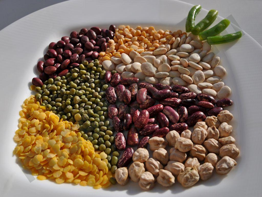 О пользе гороха и фасоли для здоровья