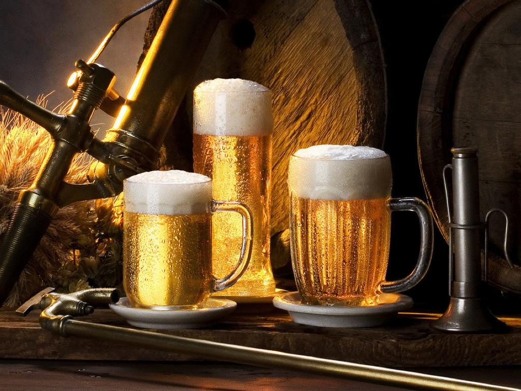 Пиво для красоты женской кожи и волос