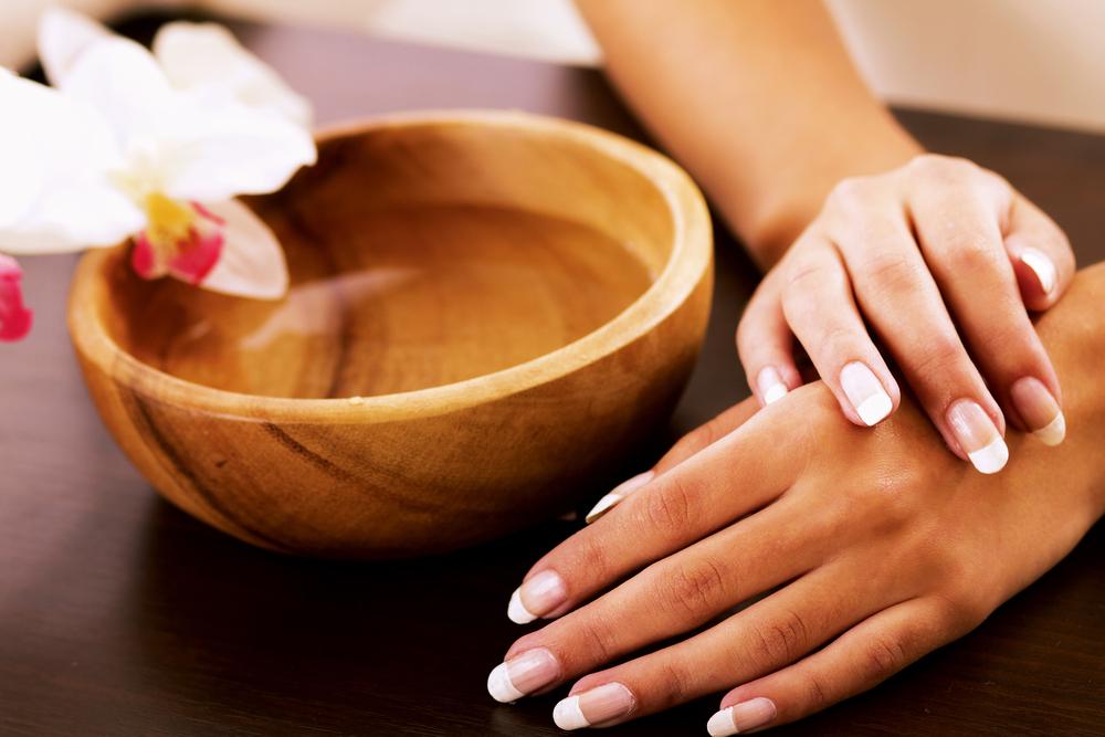 Медово-молочные ванночки для рук