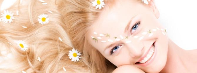 Ромашка лекарственная в лечебных и косметологических целях