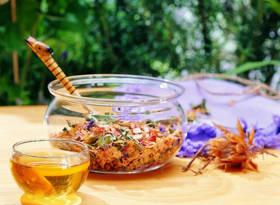 Мед против авитаминоза