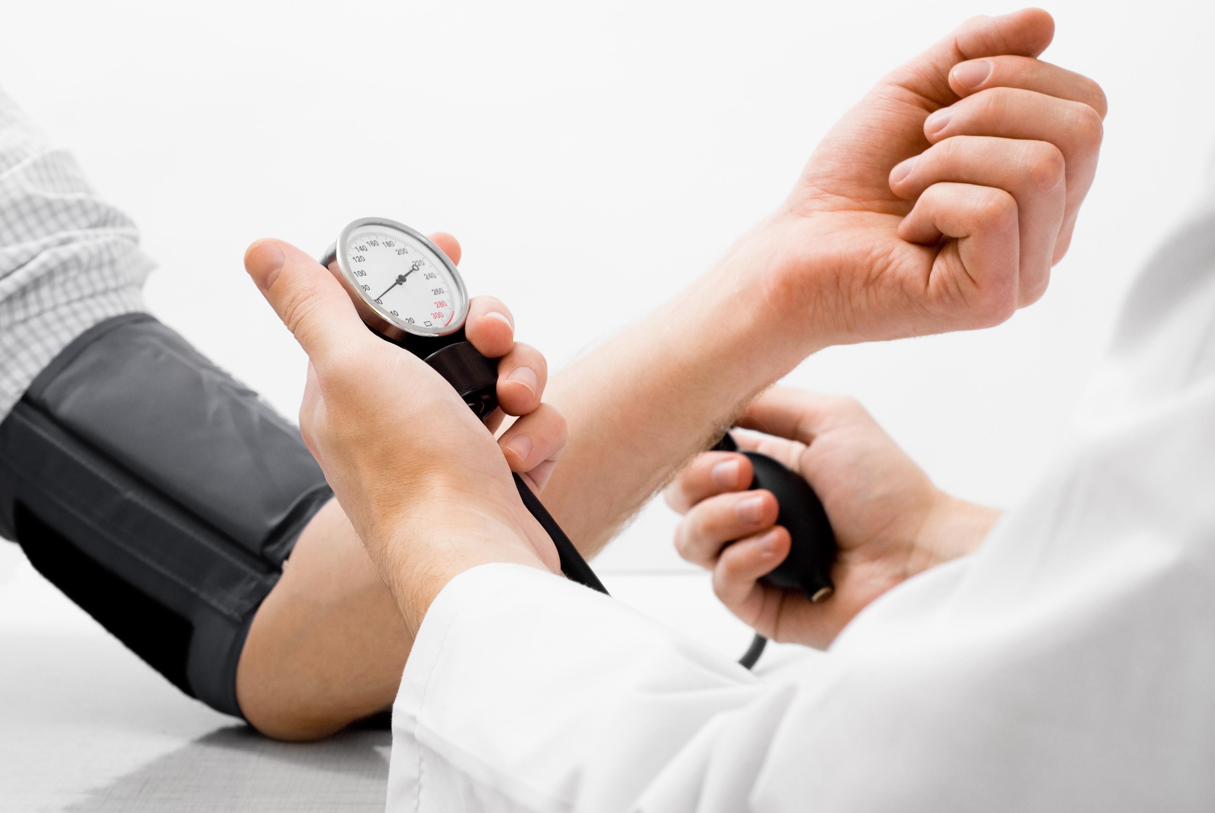 Народная медицина в борьбе с гипертонией