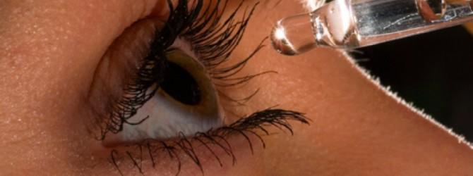 Как избавиться от покраснения глаз?