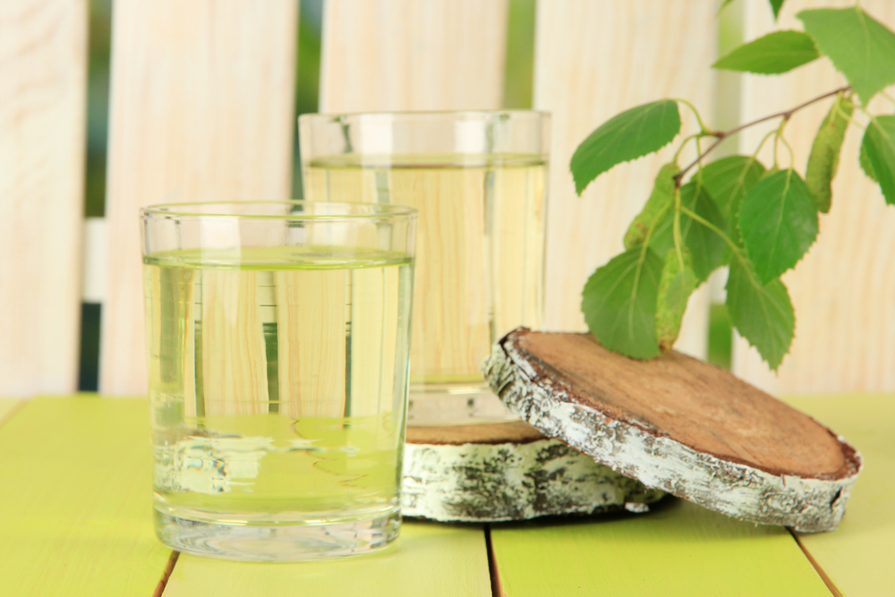 Народные рецепты: березовый сок как лекарство