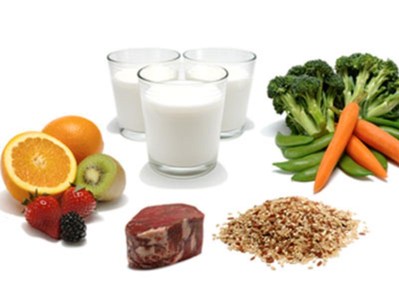 Правильное питание – путь к красоте и здоровью