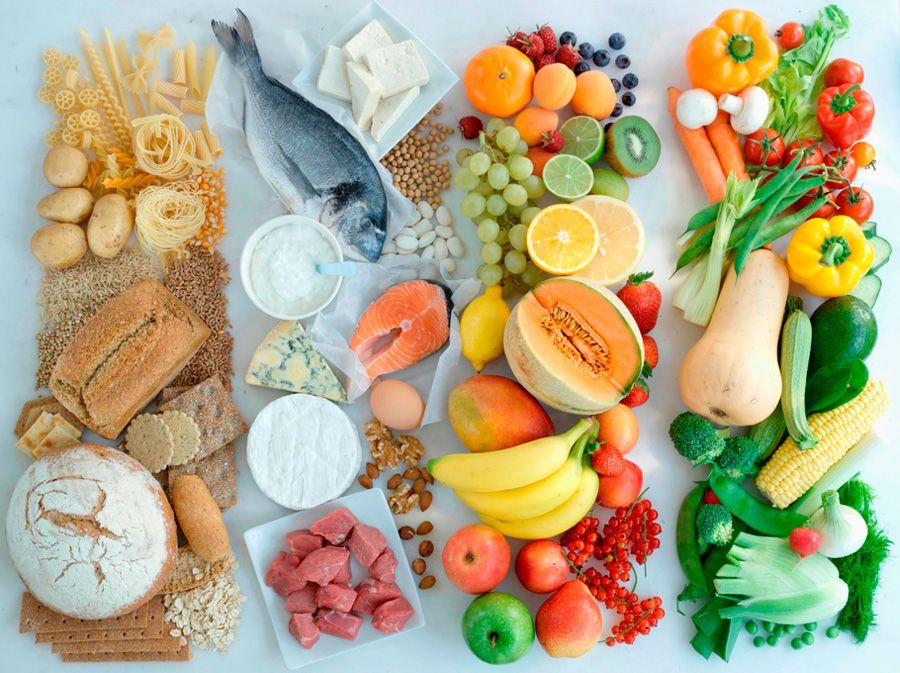 Правила, которые надо соблюдать при раздельном питании