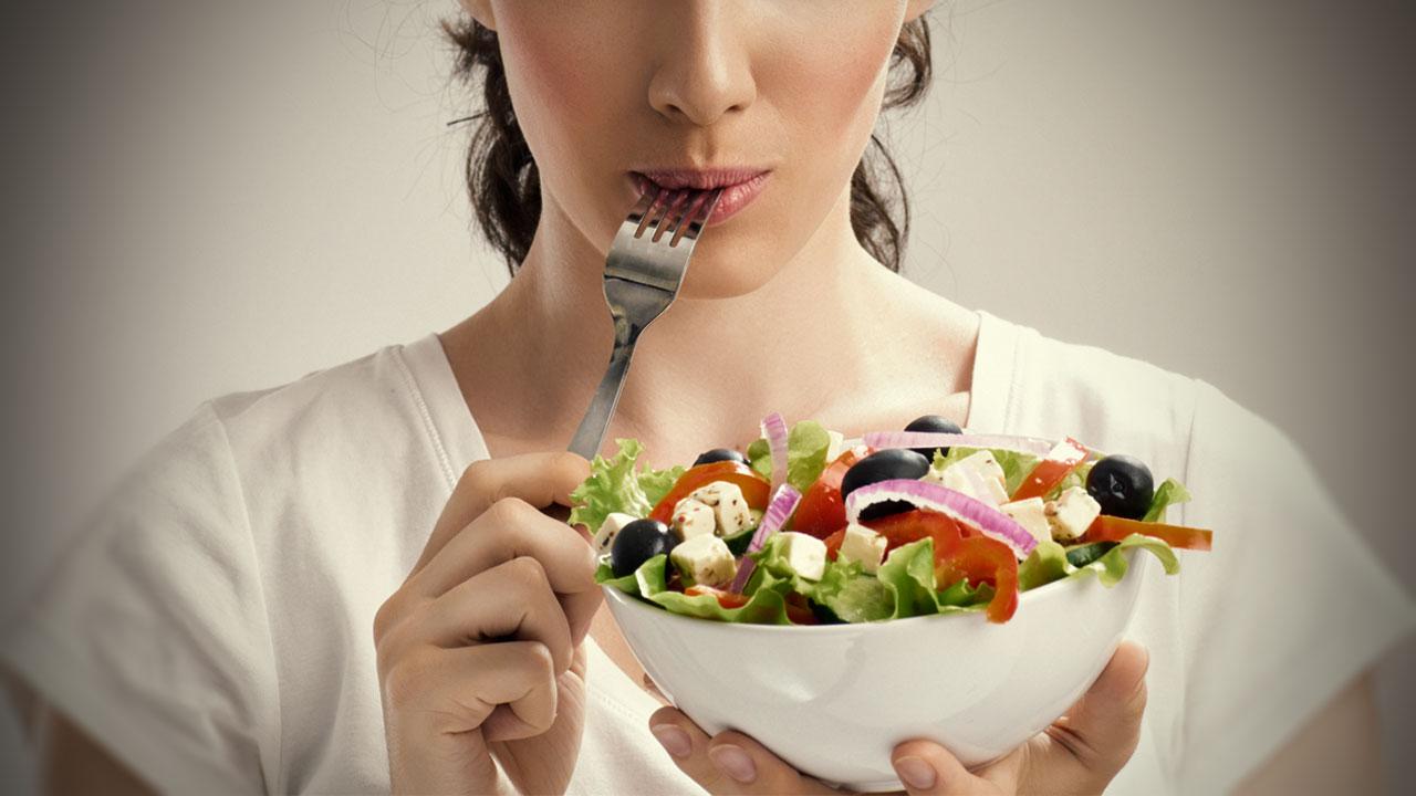 Как правильно питаться. Недельное меню