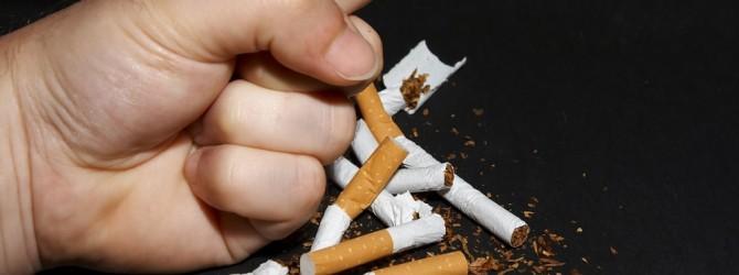 Лекарственные растения, способные помочь бросить курить