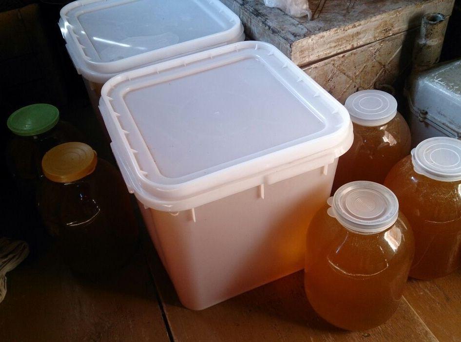 Мед нужно хранить правильно