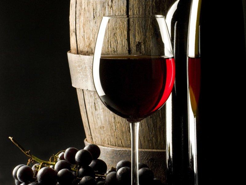 Лечебные свойства красного вина