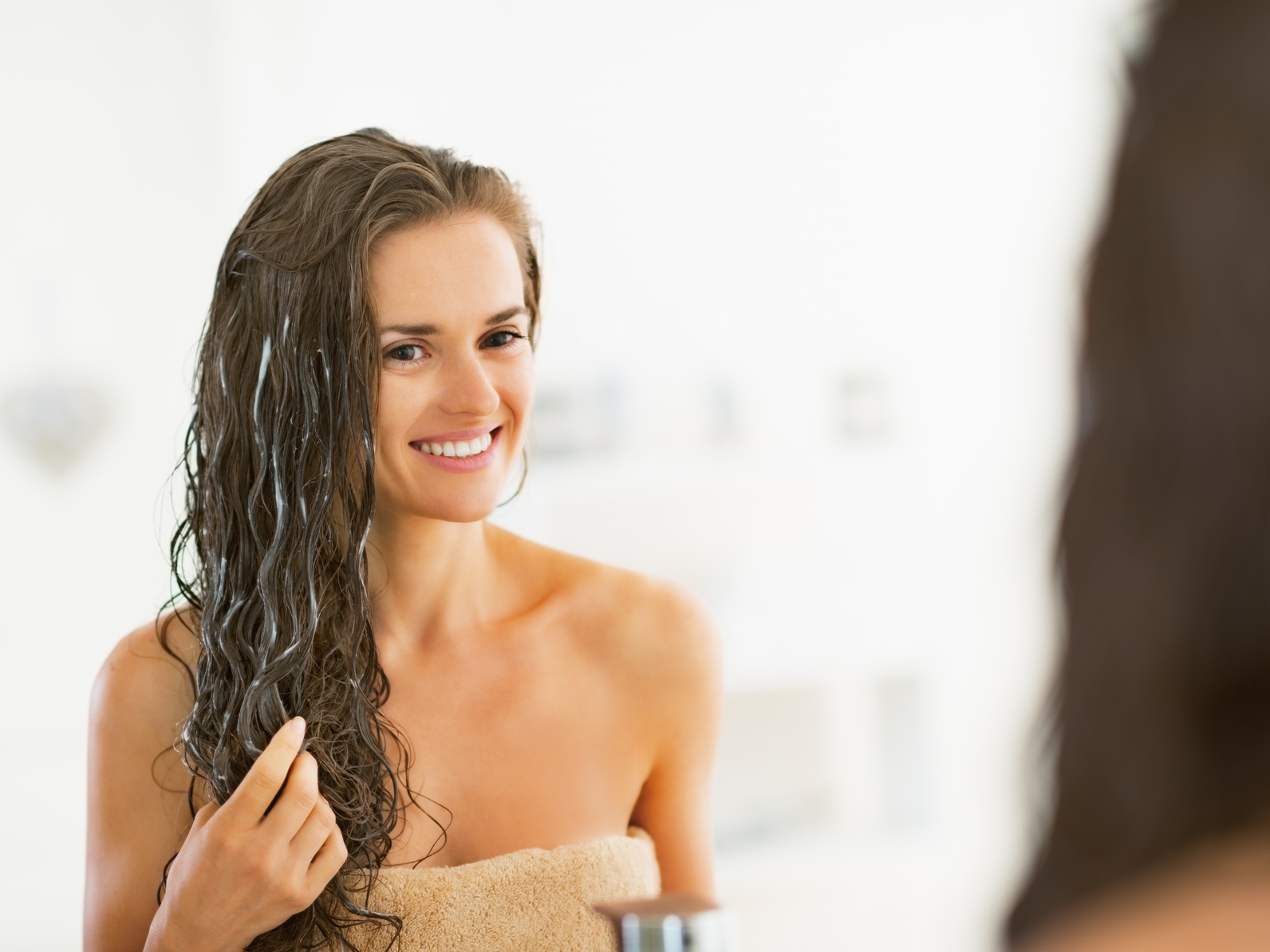 Маски для проблемных волос