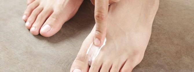 Избавится от грибка на ногах в домашних условиях