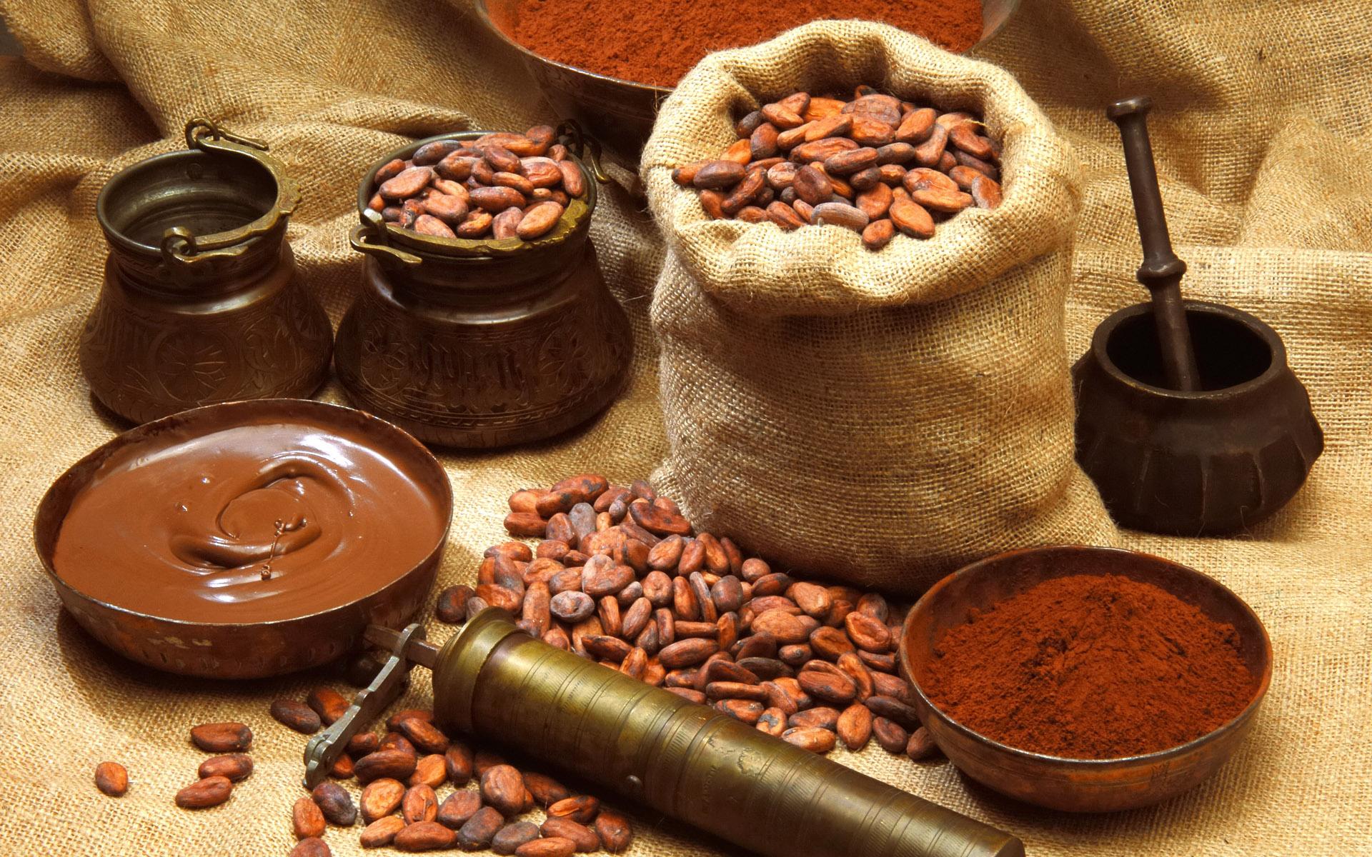 Какао, его польза и вред