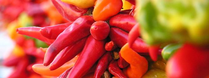 Красный острый перец. Вред или польза?