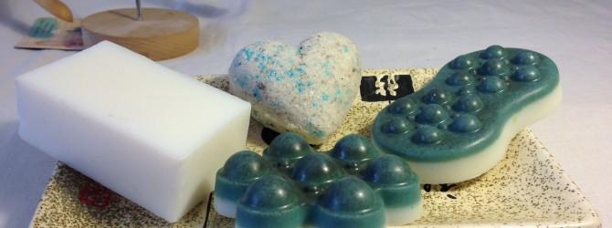 Голубая глина для красоты и здоровья