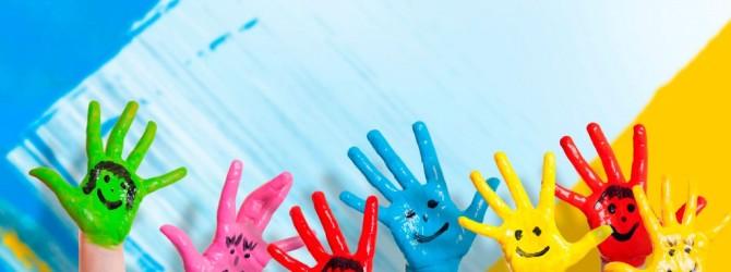 Цветотерапия для детей