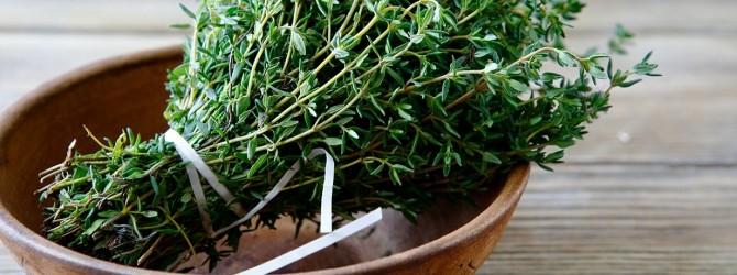 Чабрец (богородская трава)