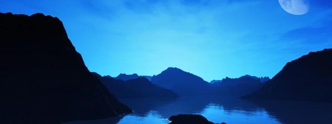 Лечение синим цветом