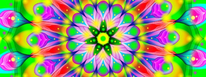 Цветомедитация для стабилизации психического состояния