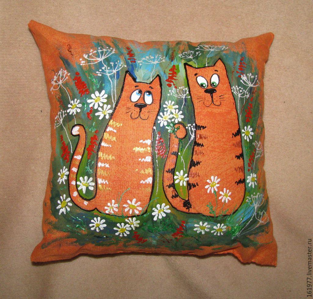 Ароматические подушки