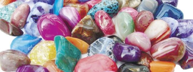 Драгоценные и полудрагоценные камни