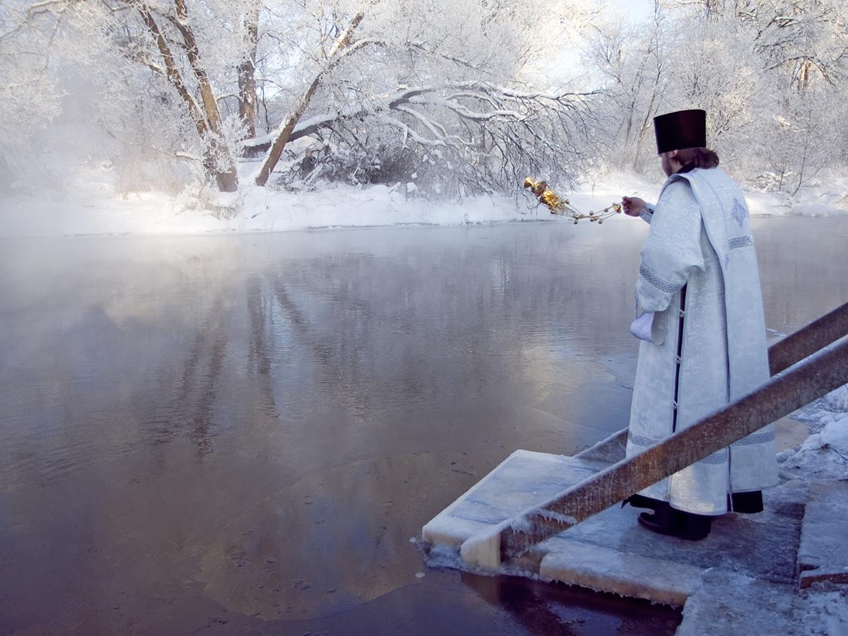 Народные воззрения на целебную силу воды