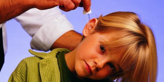 У ребенка сильно болит ухо как успокоить боль
