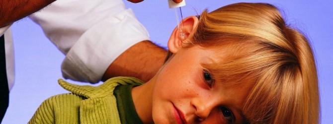 Как извлечь насекомое или камешек из уха