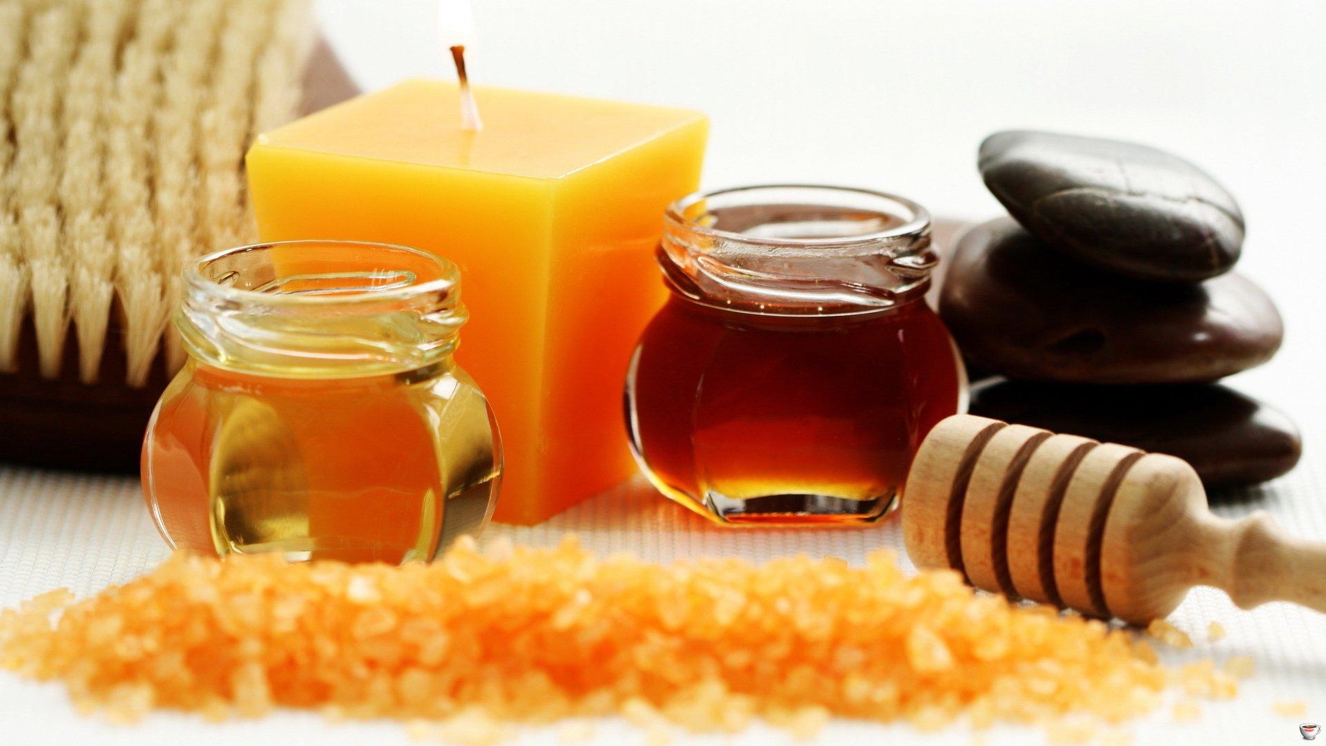 Применение меда в лечебных целях