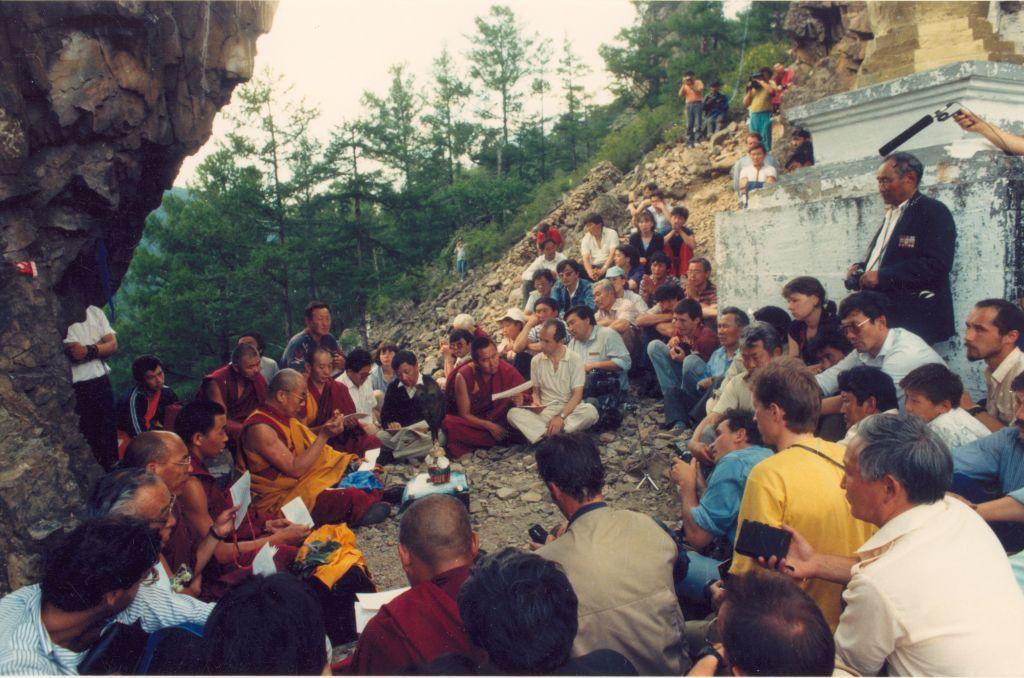 Тибетский способ лечения от заражения крови (гангрены)
