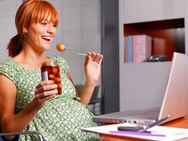 Беременные на работе не нужны