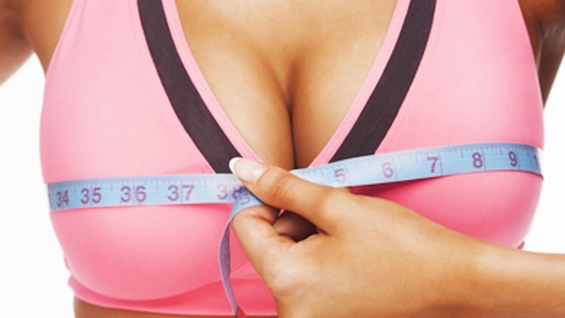 быстро увеличить грудь народными средствами